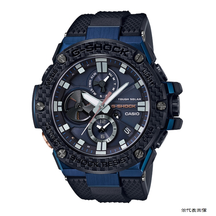 【G-SHOCK腕時計】CASIO GST-B100XB-2AJF 【542】【ラッキーシール対応】