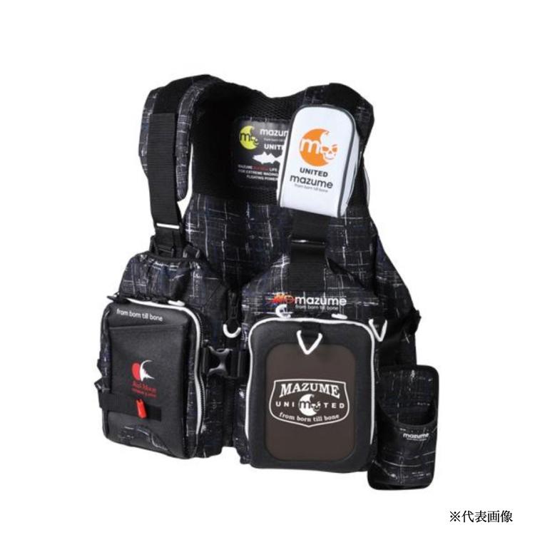 【釣り】Mazume レッドムーンライフジャケット ロックショアスペシャル MZLJ-310【510】【ラッキーシール対応】