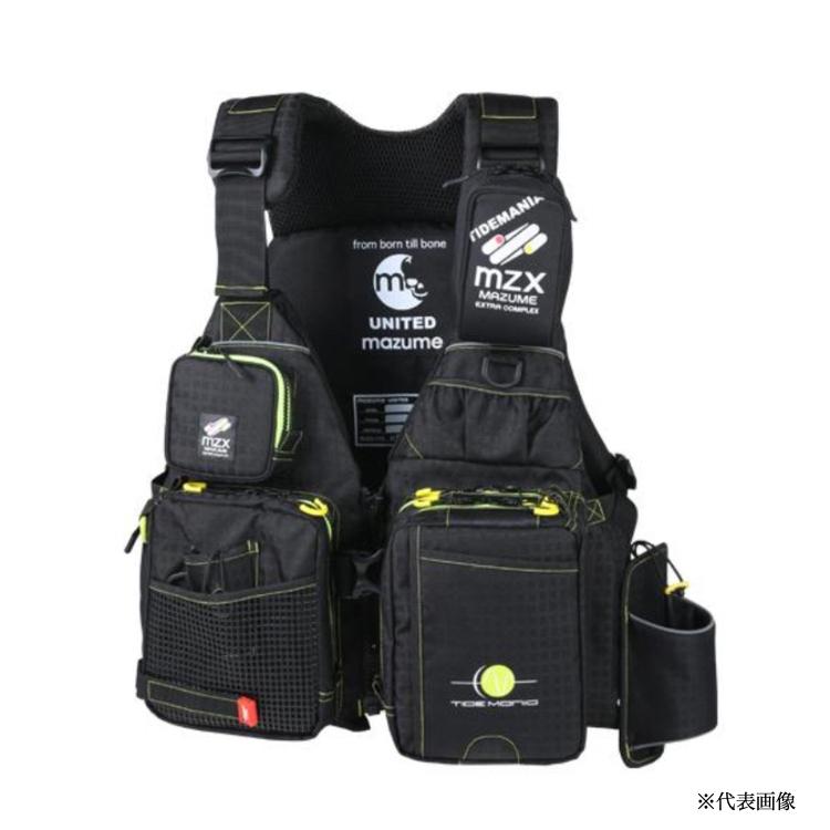 【釣り ライフジャケット】 Mazume MZX タイドマニアライフジャケット MZXLJ-049 【510】【ラッキーシール対応】