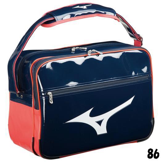 【スポーツバッグ】MIZUNO(ミズノ)エナメルバッグ L 33JS8212-86【350】【ラッキーシール対応】