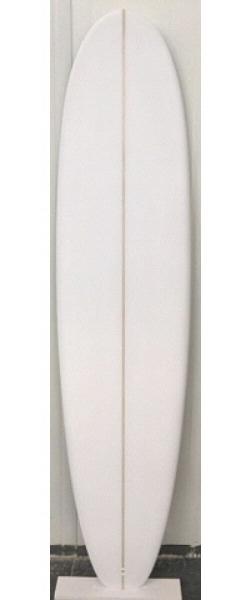 【営業所止め送料無料(北海道・沖縄・離島除く)】【サーフボード】PU SURF BOARD EGG NOSE(FUN)7.4フィート【350】【ラッキーシール対応】
