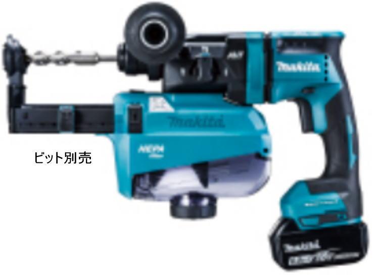 18V(6.0Ah) 18mm 充電式ハンマドリル マキタ HR182DRGXV【460】