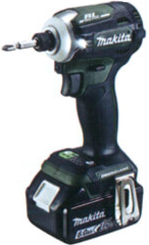 【送料込み】18V(6.0Ah)充電式 インパクトドライバ マキタ TD171DGXAG【460】