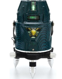 アクアグリーンレーザー墨出し器 山真製鋸 LDR-9sh-W【460】【ラッキーシール対応】