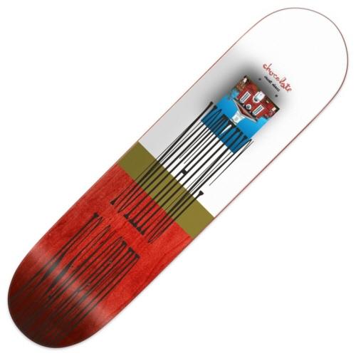 【スケートボードデッキ】CHOCOLATE(チョコレート)DON'T TRIP Vincent Alvarez 【350】【ラッキーシール対応】
