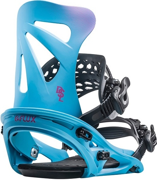 【送料込み】【スノービンディング】FLUX(フラックス)DSL BINDING SKY BLUE/PINK【350】