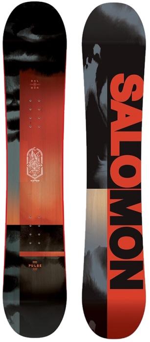 【スノーボード】SALOMON(サロモン)PULSE【350】【ラッキーシール対応】【 お買い物マラソン中は  ☆ ポイント 2倍 ☆ 】