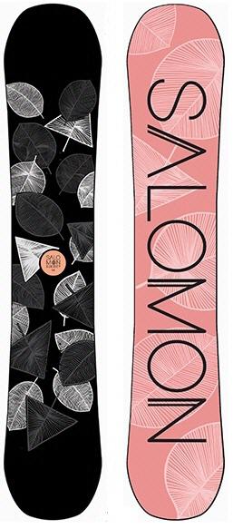 【レディーススノーボード】SALOMON(サロモン)SUBJECT WOMEN【350】【ラッキーシール対応】【 お買い物マラソン中は  ☆ ポイント 2倍 ☆ 】
