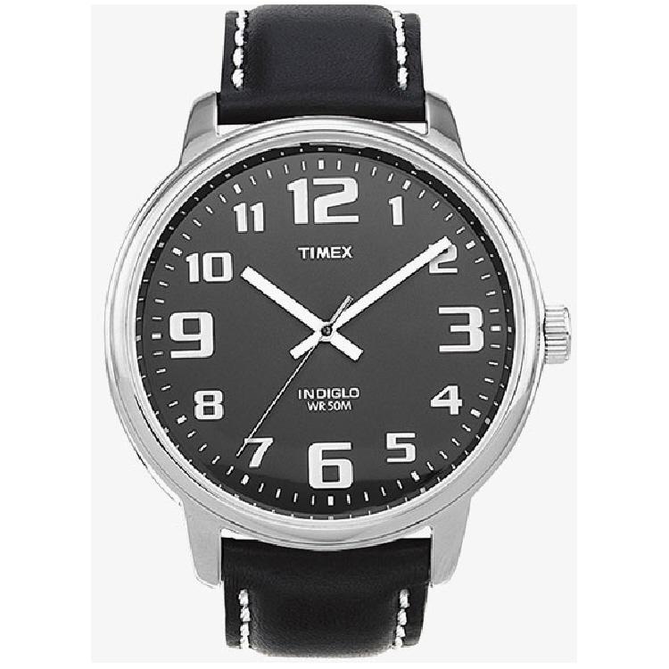 【TIMEX腕時計】タイメックス ビッグイージーリーダー ブラック T28071【542】【ラッキーシール対応】