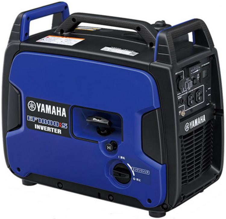 若者の大愛商品 ヤマハ EF1800iS【460】:ブルーピーター インバータ発電機-DIY・工具