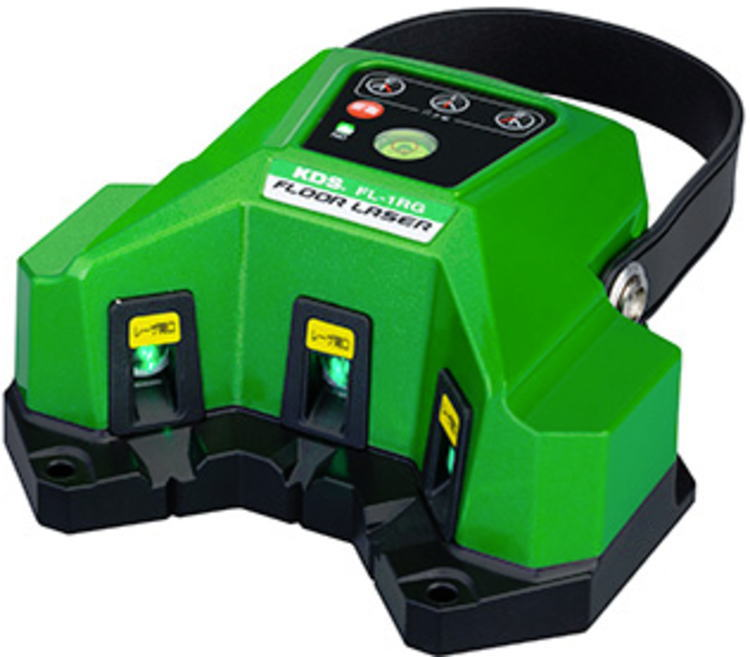 フロアレーザー緑 ムラテックKDS FL-1RG【d】【ラッキーシール対応】【スーパーセール中は  ☆ ポイント 2倍 ☆ 】