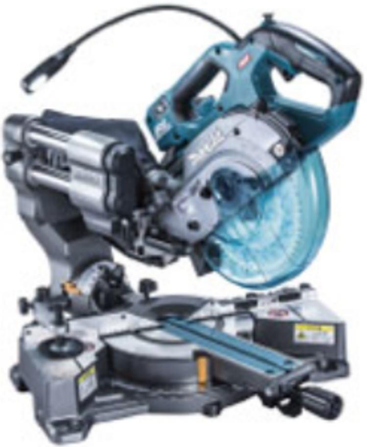 2019年新作入荷 【送料込み】40Vmax LS001GZ【460】【ラッキーシール対応】:ブルーピーター 165mm マキタ 充電式スライドマルノコ(本体のみ)-DIY・工具