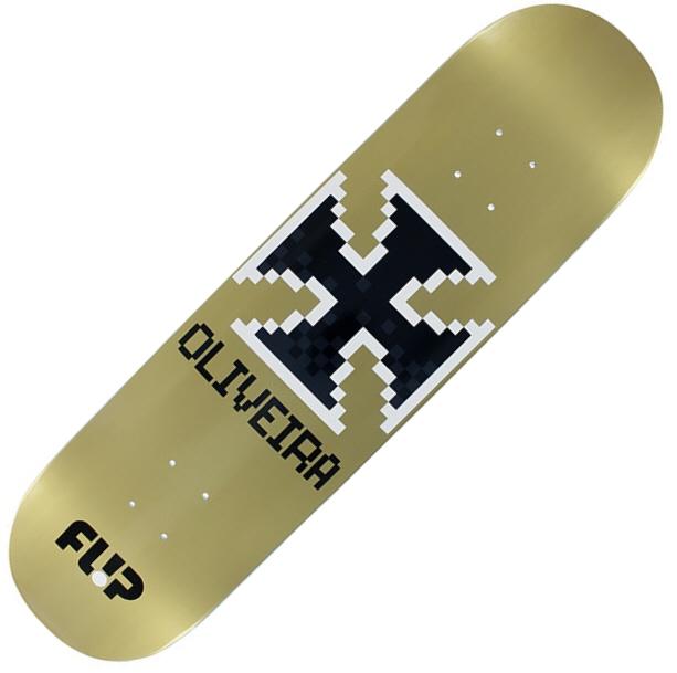 【スケートボードデッキ】FLIP(フリップ)SPRITE OLIVEIRA【350】【ラッキーシール対応】