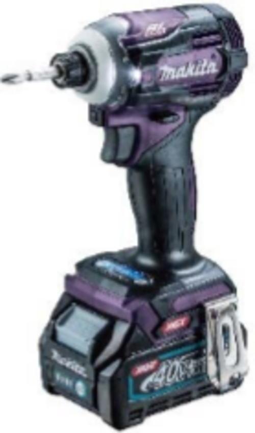 40V(2.5Ah)充電式 インパクトドライバ マキタ TD001GRDXAP【460】【ラッキーシール対応】【ポイントアップ祭 中は  ☆ ポイント 2倍 ☆ 】