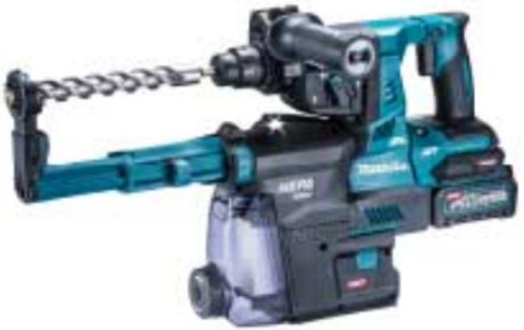 【送料込み】40Vmax(2.5Ah) 28mm充電式ハンマドリル マキタ HR001GRDXV【460】
