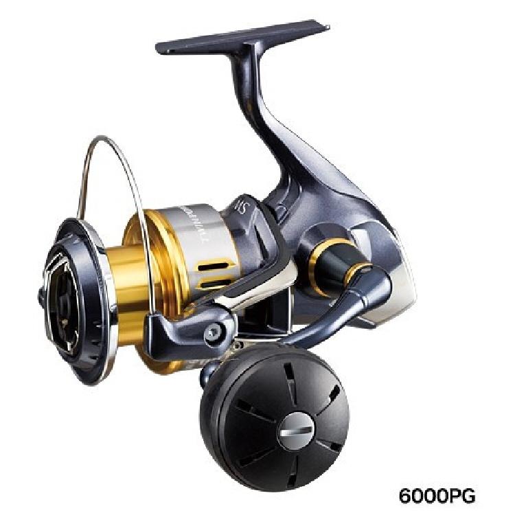 【送料込み】【釣り】SHIMANO TWIN POWER SW 6000PG【510】
