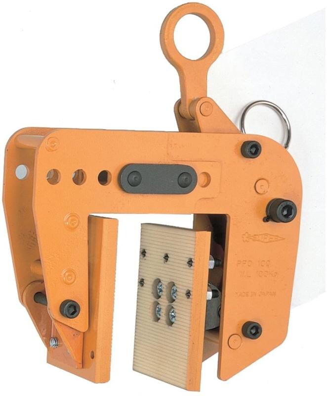 型枠 木製パネル セールSALE%OFF 梁の吊り上げ施工作業に 送料込み 一部地域除く 固定工具 SUPER パネル吊クランプ 122 並行輸入品 PTC100 TOOL スーパーツール
