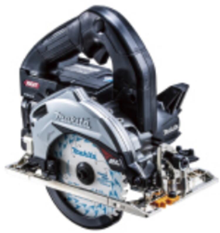バッテリBL4025B×2 充電器 ケース付 送料無料カード決済可能 送料込み 海外 一部地域除く 40Vmax 充電式マルノコ 125mm HS007GRDXB 460 マキタ 2.5Ah