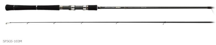 【釣り】Angler's Republic ショアガンEV SFSGS-103M 【510】