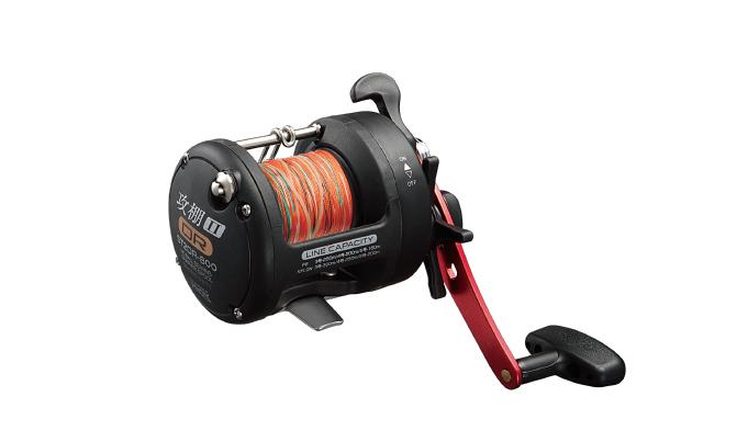 【釣り】【PROX】攻棚2 PE4号約100m付 DR-800P4 カウンター無【510】【ラッキーシール対応】