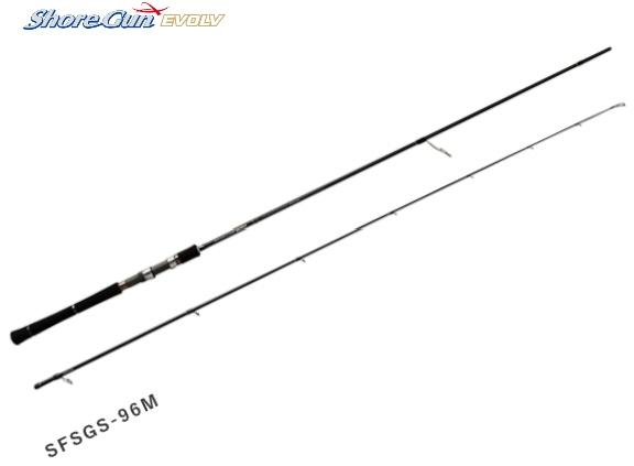 【釣り】Angler's Republic ショアガンEV SFSGS-96M【110】【ラッキーシール対応】