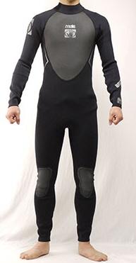 【ウェットスーツ】BODY GLOVE(ボディーグローブ)PRO3 MENS FULLSUIT(メンズ フルスーツ)BG9135BK【350】【ラッキーシール対応】