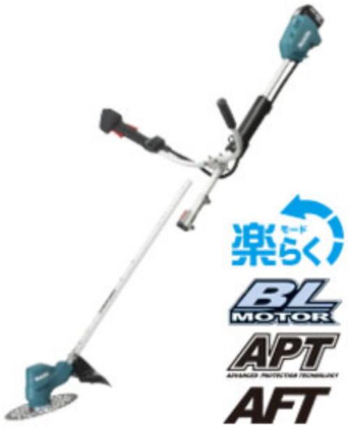 14.4V(3.0Ah) 充電式草刈機 マキタ MUR145UDRF【460】【ラッキーシール対応】