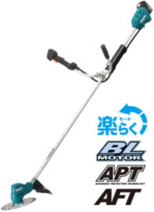 18V(3.0Ah) 充電式草刈機 マキタ MUR185UDRF【460】【ラッキーシール対応】