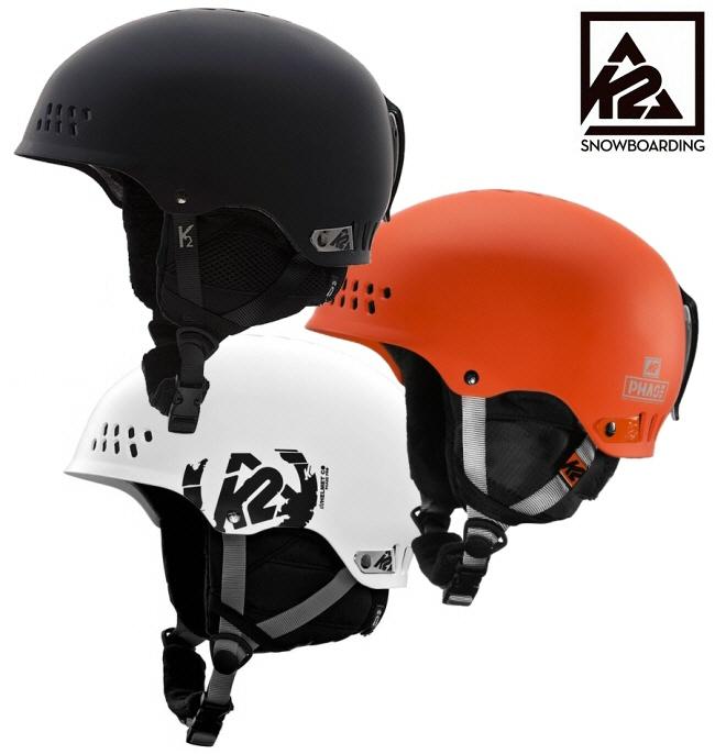 【スノーヘルメット】K2(ケーツー)PHASE PRO HELMET 【350】