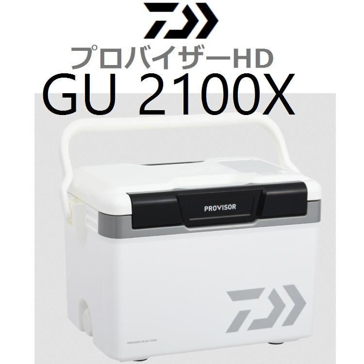 【釣り】DAIWA プロバイザーHD GU 2100X ブラック【110】