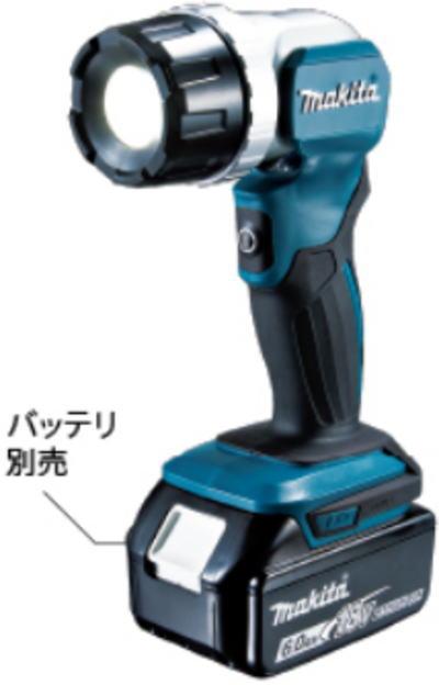 14.4V/18V フラッシュライト (本体のみ) マキタ ML808【460】【ラッキーシール対応】
