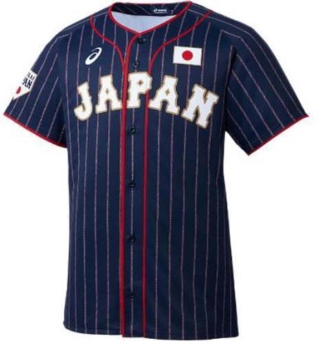 【野球ユニフォーム】ASICS(アシックス)侍JAPAN レプリカユニフォーム(背番号なし)BAK714【350】【ラッキーシール対応】