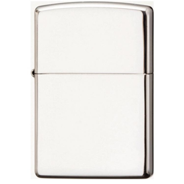 【ZIPPOライター】 #200 銀 100ミクロン ミラー 【546】【ラッキーシール対応】