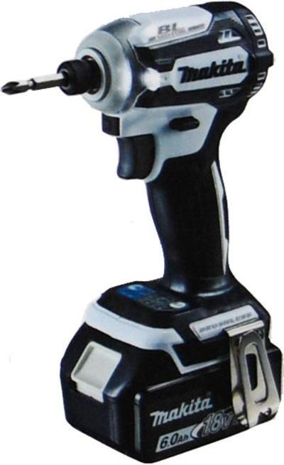 18V(6.0Ah)充電式 インパクトドライバ マキタ TD171DRGXW【460】【ラッキーシール対応】【スーパーセール中は  ☆ ポイント 2倍 ☆ 】