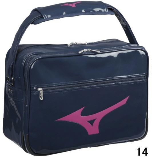 【スポーツバッグ】MIZUNO(ミズノ)エナメルバッグ L 33JS8212-14【350】【ラッキーシール対応】
