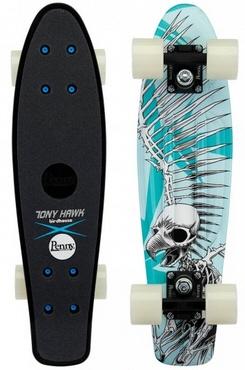 【スケートボード】PENNY(ペニー)COLLAB(コラボ)TONY HAWK 22インチ【350】【ラッキーシール対応】
