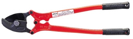 【送料込み】【工具】MCC(エムシーシー 松阪鉄工所)ケーブルカッターNO.2 【453】【ラッキーシール対応】