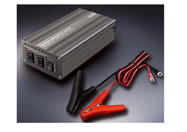 【送料込み】【インバーター】CELLSTAR HG-500/24V(DC/ACインバーター)  【500】