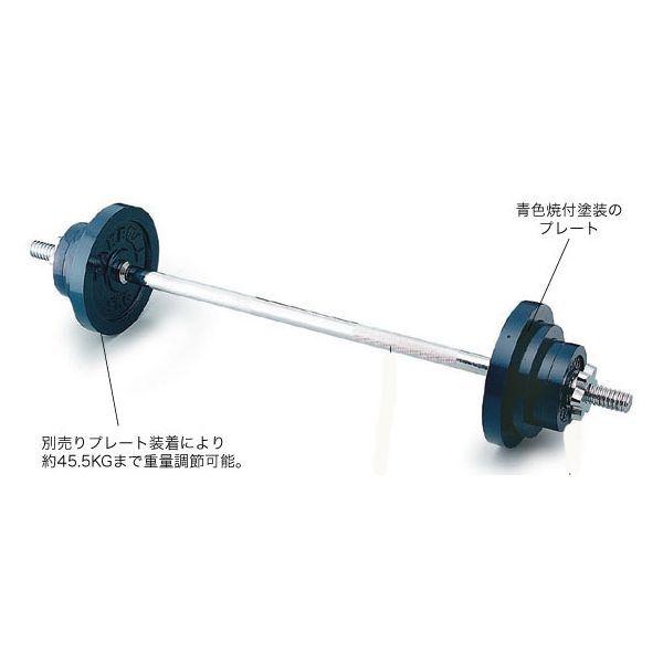 【トレーニング用品】SINWA(シンワ)ミニバーベル 25.5kg STW-043【350】