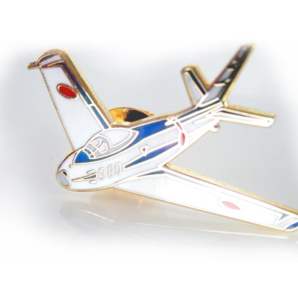 航空自衛隊 付与 ブルーインパルス ピンズ セール商品 ブルーインパルスF-86F 自衛隊グッズ ピンバッジ