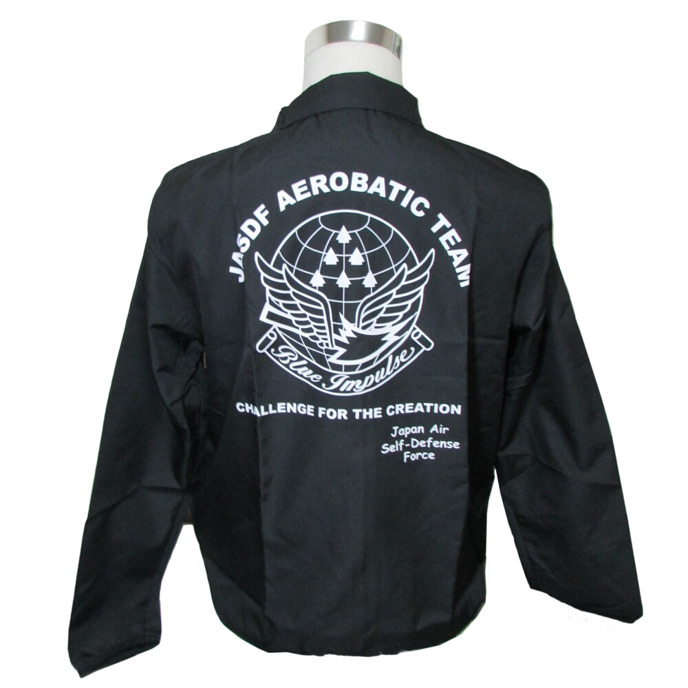 航空自衛隊 空自 上着  自衛隊グッズ ブルーインパルス スタンドジャケット