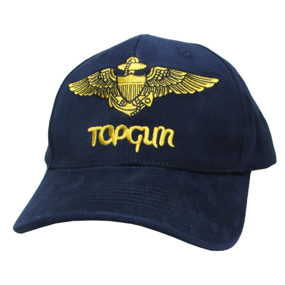 アメリカ軍 トップガン 帽子 5☆好評 キャップ 米軍グッズ 限定Special Price TOP ウィングマーク GUN