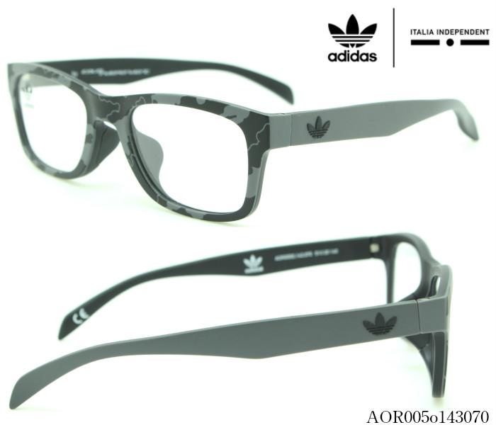 【ブルーライトカットレンズつき】アディダス オリジナルス adidas originals ITALIA independentメガネフレーム 005o143070