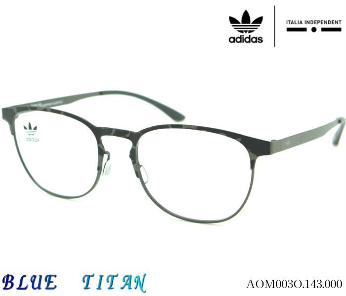 【ブルーライトカットレンズつき】アディダス オリジナルス adidas originals TALIA independent メガネフレーム 003o143000
