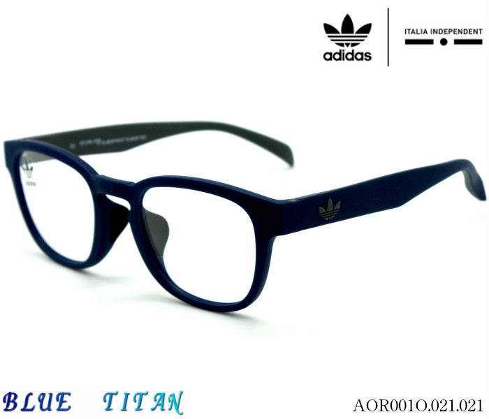 【ブルーライトカットレンズつき】アディダス オリジナルス adidas originals ITALIA independent メガネフレーム 001o021021