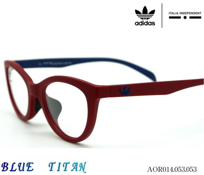 【ブルーライトカットレンズつき 014o053053】アディダス adidas オリジナルス ITALIA adidas originals ITALIA independent メガネフレーム 014o053053, シューズショップ nonnonxx2001:77b86bc9 --- cgt-tbc.fr