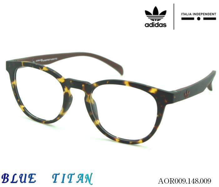 【ブルーライトカットレンズつき】アディダス オリジナルス adidas originals ITALIA independent メガネフレーム 009o148009