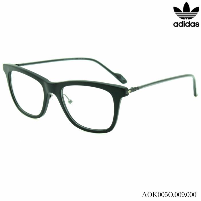 【ブルーライトカットレンズつき】PCメガネ アディダス オリジナルス adidas originals ITALIA independent AOK005o009000