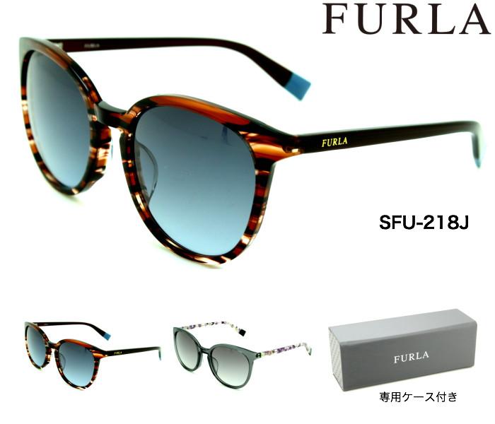 ☆フルラ☆ FRULA サングラス SFU218J