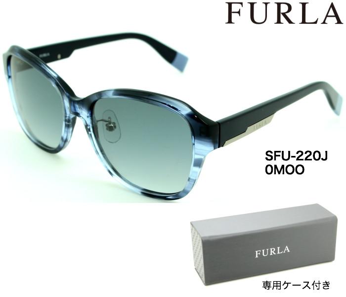 ☆フルラ☆FURLA サングラス SFU220J 0MOO